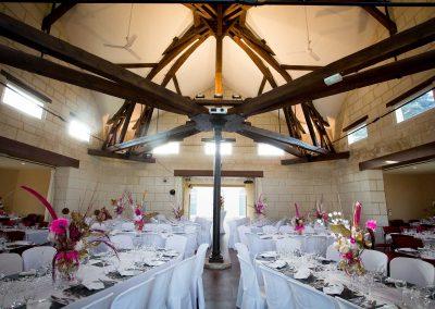 Salle authentique pour mariage loir et cher