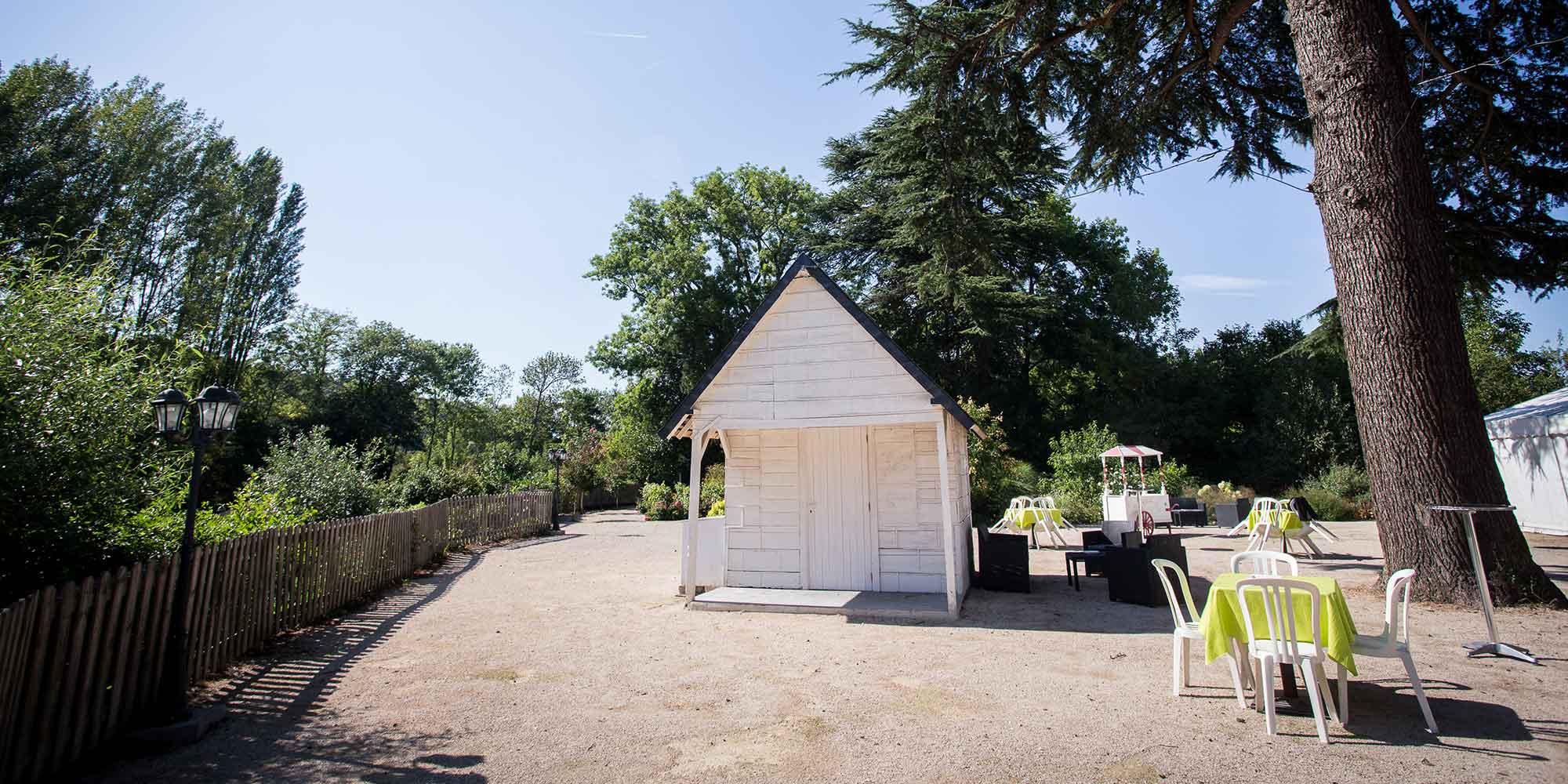 Réception au Clos du Loir Montoire