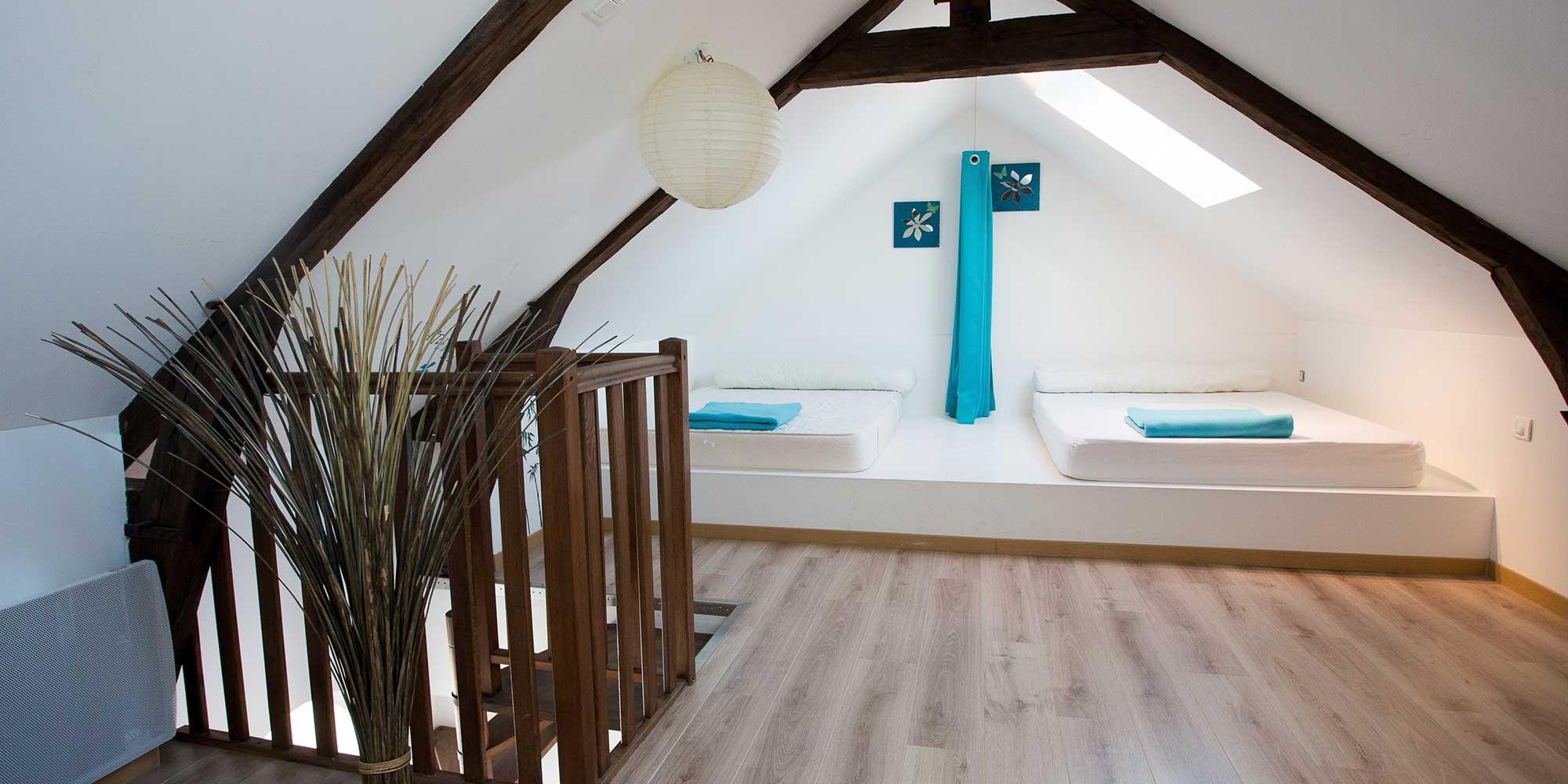 Une chambre au Clos du Loir Montoire